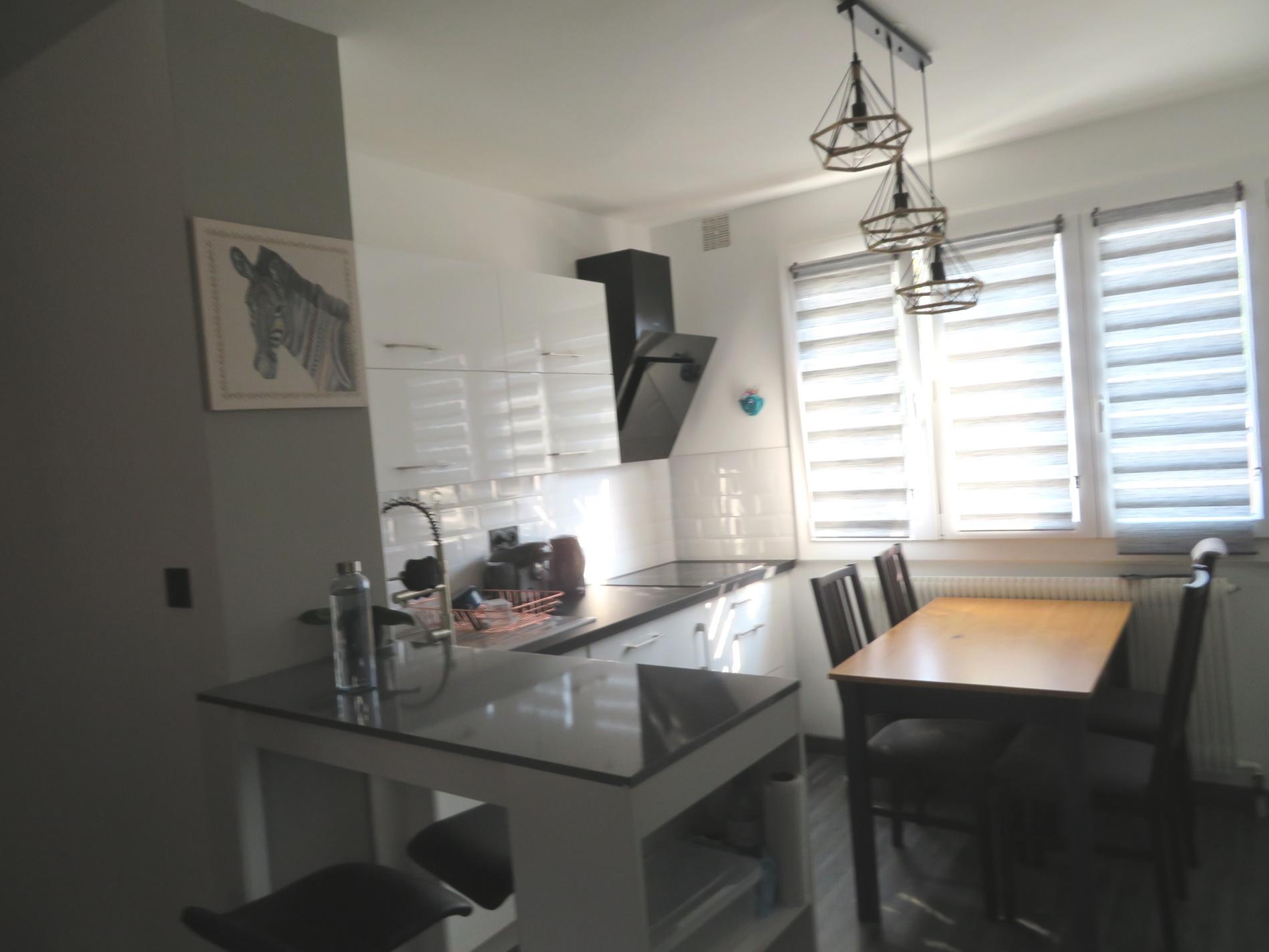Bel appartement 4 pièces à Cusset - Refait à neuf