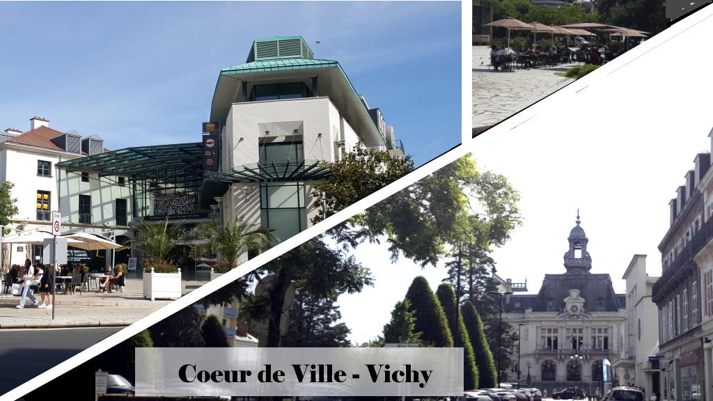 Quartier Coeur de ville - Vichy